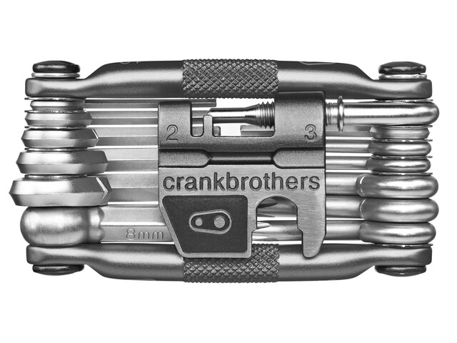 Crankbrothers Multi 19 Tool zwart + Huls